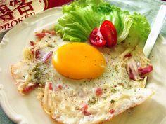 只要把馬鈴薯刨絲和培根一起煎到酥香,中間再打上一個蛋,就是營養的快速早餐,忙錄的早晨不到十分鐘就可以完成,超美味的^^ 喜歡請按『訂閱』支持呦^^ 來♥甜...