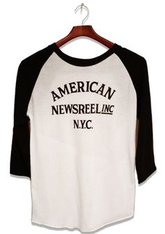 American News Reel shirts
