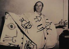 Joan Miró Ferrà (1893-1983). Fotografía