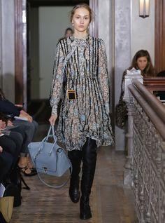 Valentino: i look più belli della moda donna pre-fall 2017