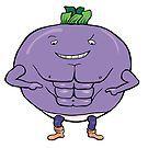 Turnabs Turnip by KatArtPics