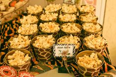 Bear Teeth (popcorn) - Wild Kratts Party