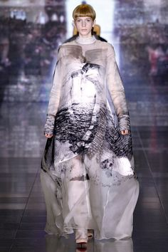 abstract print/ Mary Katrantzou/2013