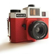 Holga!!  Beauty from plastic.. must have!