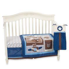 CoCaLo Baby® Lil' Aviator 8-Piece Crib Bedding Set - BedBathandBeyond.com