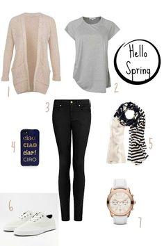 Moodboards: Hello Spring.