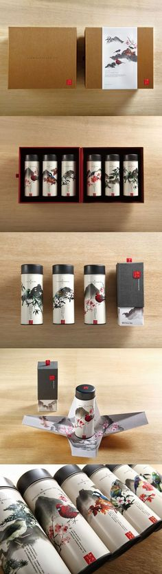 Taiwan High Mountain Tea Packaging by Victor Branding Design Corp | Fivestar Branding – Design and Branding Agency & Inspiration Gallery