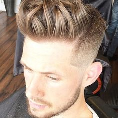 Stop following haircut trends and start setting them. Discover 33 of the freshest guy haircuts and styles for 2017.