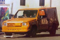 OG | 1980 Fiat Panda | Mule
