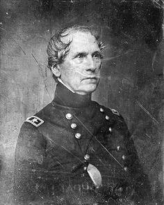 (1840s) John Ellis Wool - General, US Army (future Union general)