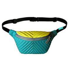 Fanny Pack Quilted Arrow S3 UNIQUE hip bag, travel bag, bike bag, bum bag, waist bag, pouch bag, waterproof by lukola on Etsy