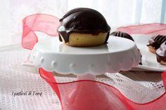 Eccomi con l'appuntamento mensile con la Re-cake 2.0, Oggi vi presento le Mini Jaffa cake, con gelatina di arance e cioccolato. Golose! http://www.ipasticciditerry.com/mini-jaffa-cake/