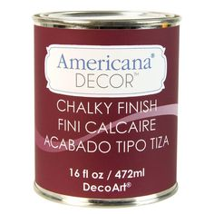 DecoArt Americana Decor 16-oz. Romance Chalky Finish