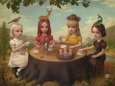 Il padrino del pop-surrealismo: Mark Ryden | PICAME