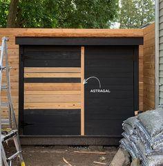 Bluestone Backyard: Build Yourself a Little Storage Shed! | Daniel Kanter Backyard Storage Sheds, Building A Storage Shed, Diy Storage Shed, Backyard Sheds, Backyard Patio, Backyard Kitchen, Bike Storage, Garage Storage, Outdoor Storage