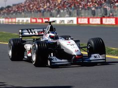 Mika Hakkinen, McLaren MP4/14 - Mercedes FO 110H 3.0 V10 (1999)