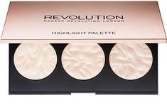 Makeup Revolution Rose Lights Highlighter Palette | notino.dk