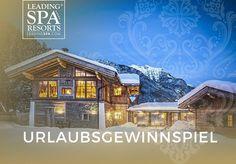 """DIE LEADING SPA RESORTS SCHICKEN EUCH IN DEN URLAUB Und so einfach geht's: 1. Unsere Facebook Page liken 2. Schickt uns eine E-Mail mit dem Stichwort """"VERWÖHNHOTEL KRISTALL****"""" an prizedraw@leadingsparesort.com und schreibt uns mit wem und warum Ihr diesen Urlaub gewinnen möchtet.  #gewinnspiel #win #holidayprice #urlaubsgewinnspiel #wellness"""