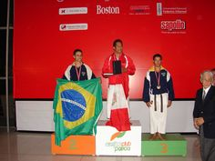 Campeonato Panamericano de Karate Tradicional ITKF Peru 2007.