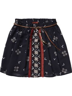 404d8d04deedb Ethnic Print Skirt - Scotch and Soda Cool Outfits, Kids Outfits, Ethnic  Print,