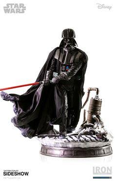 BLOG DOS BRINQUEDOS: Darth Vader Star Wars Statue