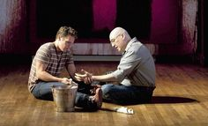 """""""Red"""" by John Logan with Alfred Molina at the Mark Taper Forum. Contemporary Plays, Alfred Molina, Mark Rothko, Thesis, Logan, Mindfulness, Scene, Culture, Artist"""