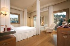 Continentale, boutique hotel di lusso Vista impagabile e sobria eleganza - Italia a Tavola