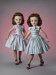 Kissing Pink Miss Revlon Dolls