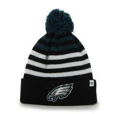 acde58253 Philadelphia Eagles Youth Knit Hat