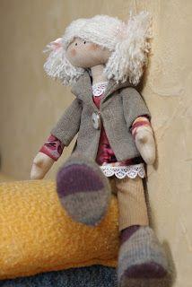 Mimin Dolls: Doll julia and pattern