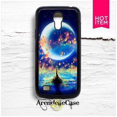 Tangled Rapunzel Samsung S4 Mini Case