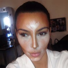 Say it with us: Contouring is never, ever going away. Yep, it seems like the makeup trend that Kim Kardashian put on the beauty map probably isn't going to just fizzle out over the winter, so it's about time...