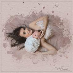 Jeu de voilages et couleurs pastelles pour cette séance photo naissance avec maman à Saint Maur des Fossés ! Couleurs Pastelles, Saint, Studio, Sheer Curtains, Photo Shoot, Mom, Baby Born, Studios