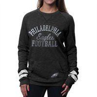 Women's Philadelphia Eagles '47 Brand Black Pep Rally Pants