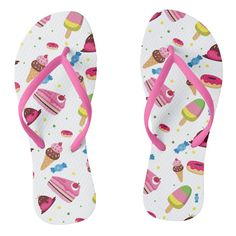 Mom Dad Son Daughter Pet Beach Sandal Flip Flop Family Decal Stickers