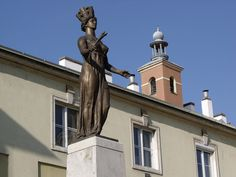 Szombathely My Town, Hungary, Budapest, Statue Of Liberty, City, Heart, Travel, Self, Statue Of Liberty Facts