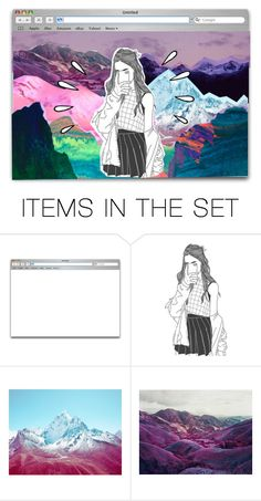 """untitled"" by queenshaima ❤ liked on Polyvore featuring art"