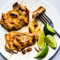 This aromatic Vietnamese-inspired dish calls for pounding the chicken breasts to a uniform thinness, which eliminates any dryness.