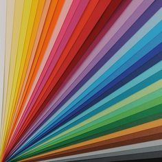 Canson® Iris® Vivaldi® is a smooth, high quality, acid-free colour paper, especially designed for art and heavy duty work. Colored Paper, Colored Pencils, Pastel Colors, Vibrant Colors, Professional Art Supplies, Art Shed, Paper Mobile, Memory Album, Rainbow Paper