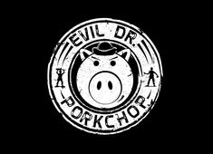 evil dr pork chop shirt from threadless