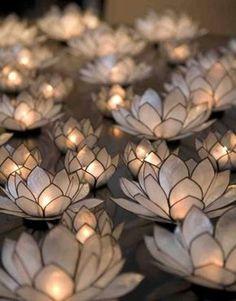 Cute Recycled Milk Jug Flowers Votives