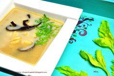 R'n'G Kitchen: Zupa krem z selera naciowego