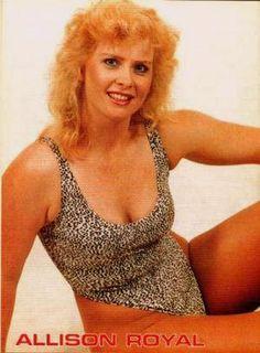 Womens Pro Wrestling: Allison Royal - Women of Wrestling