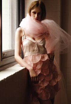Couture Lingerie by Strumpet and Pink.