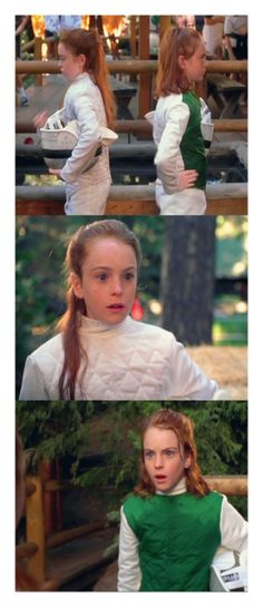The Parent Trap, seriously never ever get tired of this one.