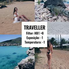 4 melhores filtros do VSCO para usar nas fotos
