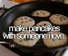 Or cook in general!