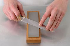 3 Helpful Tips to Sharpening Your Knives with a Whetstone
