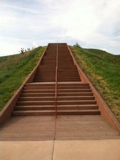 Cahokia Mounds - Monks Mound
