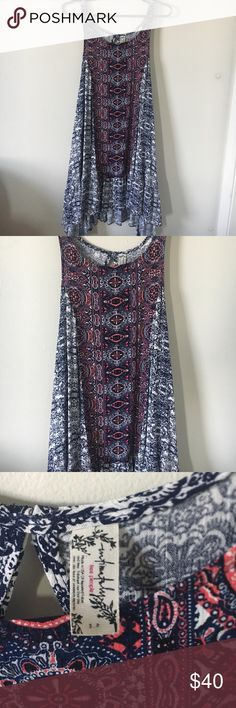 Free people dress Free people dress that has never been worn before Free People Dresses